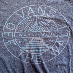 Vans Way out West Medium T Shirt